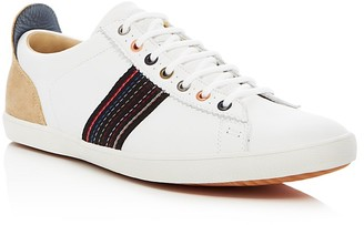 Paul Smith Osmo Lace Up Sneakers $250 thestylecure.com