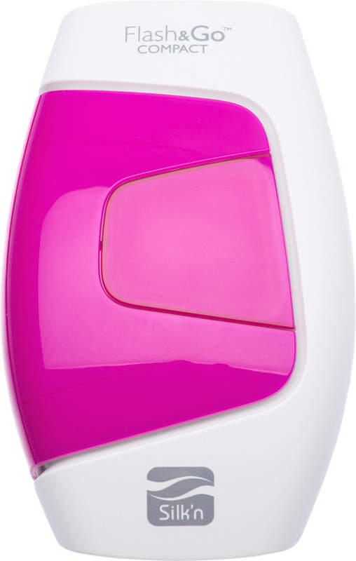 Silk'n Online Only Flash and Go Compact 150 Permanent Hair Removal Device