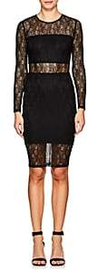 Ali & Jay WOMEN'S LACE FITTED SHEATH DRESS