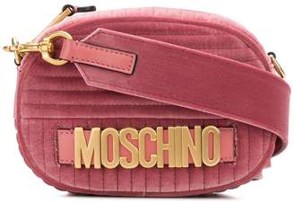 Moschino quilted crossbody