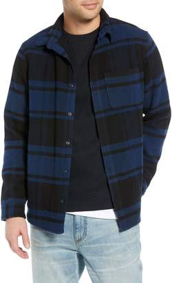 Treasure & Bond Flannel Shirt Jacket