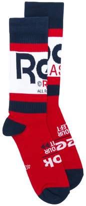 Reebok Classics Graphic Crew socks