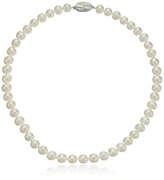 Honora Classic Pearl Jewelry Freshwater Cultured Pearl 8mm Necklace