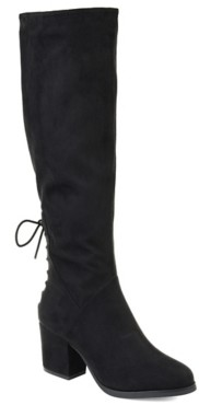 Journee Collection Leeda Extra Wide Calf Boot
