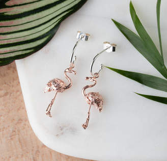 Coleman Amanda Flamingo Earrings