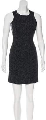 Ella Moss Cheetah Print Sleeveless Mini Dress