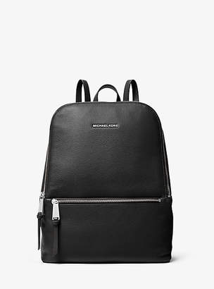 Michael Kors Toby Medium Pebbled Leather Backpack