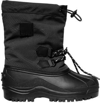 Molo Nylon Canvas & Rubber Snow Boots