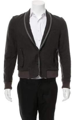 Robert Geller 2008 Wool Dinner Jacket