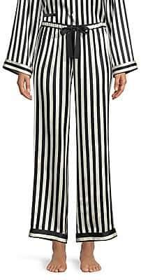 Morgan Lane Lane Women's Chantal Silk Pajama Pants