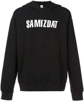 Yang Li Samizdat hoodie