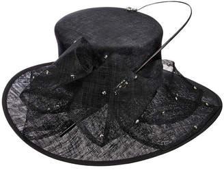 Scala Big Brim Derby Hat