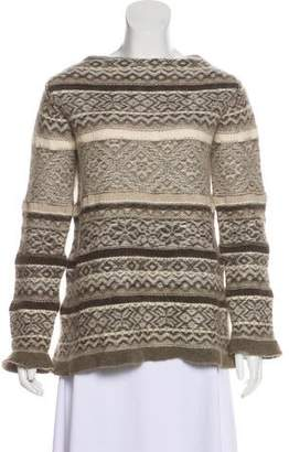 Marc Jacobs Heavy Long Sleeve Sweater