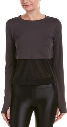 Koral Activewear Grid Pullover