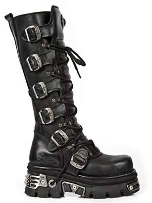 New Rock Leather M.272Mt S1 Men Metal Toe Metal Toe Women Metal Size 48