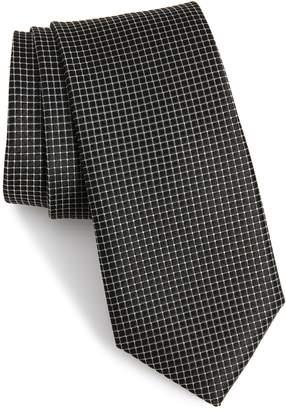 Nordstrom Kensington Check Silk Tie