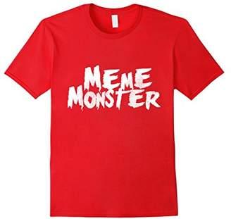 Meme Monster T Shirt