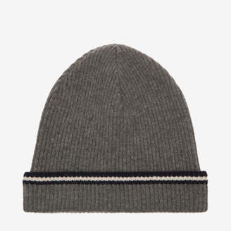 Bally Stripe Beanie Hat