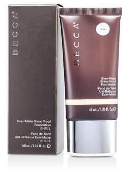 Becca Matte Skin Shine Proof Foundation - # Shell 40ml/1.35oz
