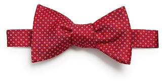 Bloomingdale's The Men's Store at Micro Square Neat Bow Tie - 100% Exclusive