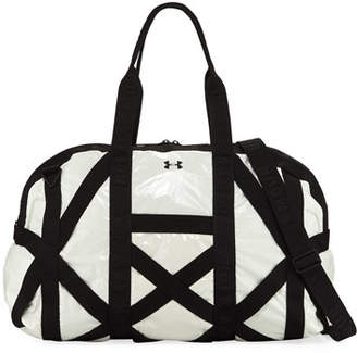Under Armour This Is It Metallic Gym Bag