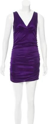Versace Sleeveless Sheath Dress