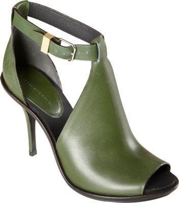 Balenciaga Ankle Strap Glove Sandal