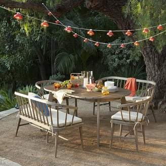 west elm Dexter Outdoor Expandable Dining Table
