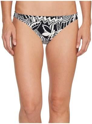 Polo Ralph Lauren Mosaic Print Taylor Hipster Bottom Women's Swimwear