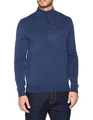 Crew Clothing Men's Erndale Cashmere 1/2 Button Jumper,XX-Large