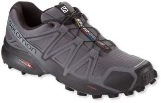 L.L. Bean L.L.Bean Men's Salomon Speedcross 4 Trail Shoes