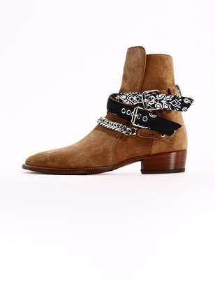 Amiri Texan Ankle Boot Bandana