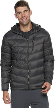 Hemisphere Men's Packable Lightweight Hooded Jacket