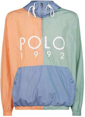 Polo Ralph Lauren Patch Pullover Jacket