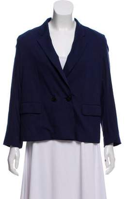 3.1 Phillip Lim Notch-Lapel Structured Blazer