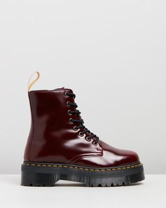 Dr. Martens Vegan Jadon II 8-Eye Boots
