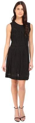 M Missoni Lurex Jersey Dress Women's Dress
