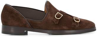 Edhen Milano buckle detail loafers
