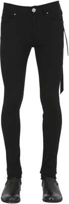 15cm Skinny Cotton Jersey Jeans
