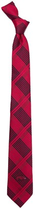 Men's NCAA Plaid Skinny Tie