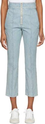 Isabel Marant Blue Namiris Jeans