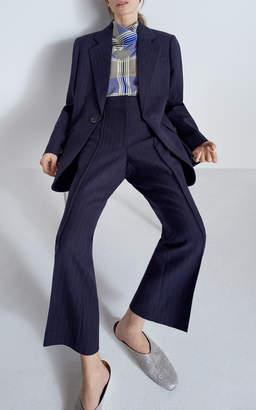 Joseph Ridge Pin Stripe Pants