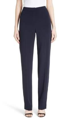 St. John Diana Classic Cady Stretch Pants