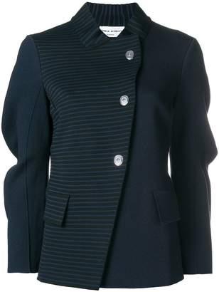 Sonia Rykiel contrast panel jacket