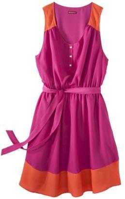 Merona Women's Plus-Size Sleeveless Tie-Waist Dress - Assorted Colors