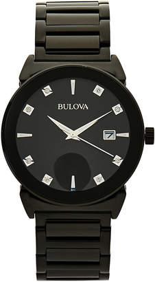Bulova 98D121 Black Watch