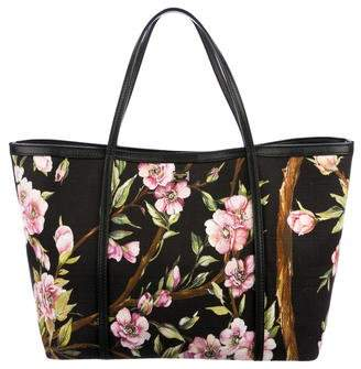 Dolce & Gabbana Floral Miss Escape Tote