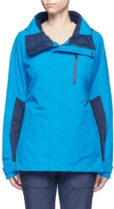 Burton 'Altitude' GORE-TEX® 2L snowboard jacket $400 thestylecure.com