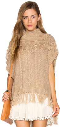 Ella Moss Lillyan Sweater $275 thestylecure.com