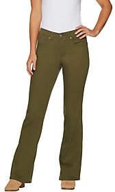 Women with Control Petite My Wonder Denim BootCut Jeans